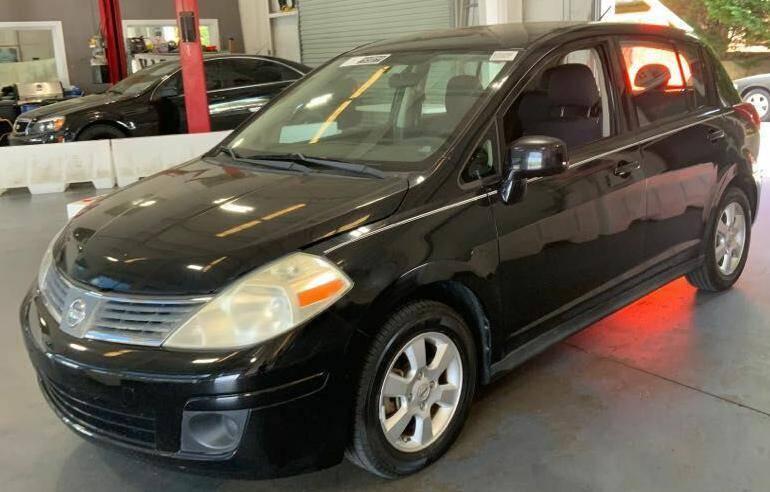 2009 Nissan Versa for sale at Klassic Cars in Lilburn GA