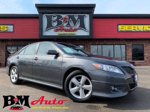 2010 Toyota Camry for sale at B & M Auto Sales Inc. in Oak Forest IL