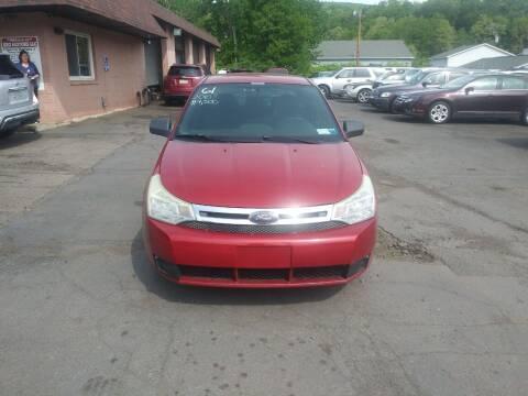 2010 Ford Focus for sale at Keyser Autoland llc in Scranton PA