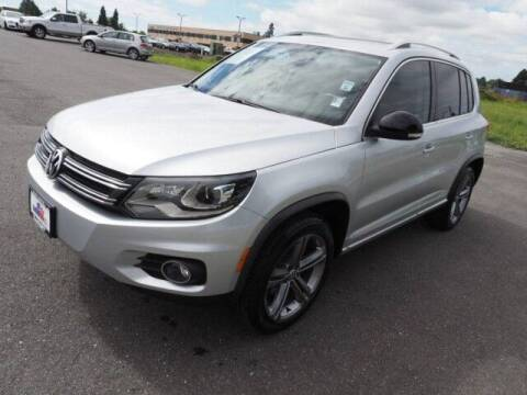 2017 Volkswagen Tiguan for sale at Karmart in Burlington WA