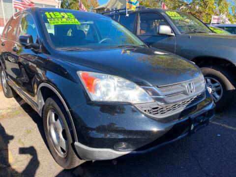 2011 Honda CR-V for sale at GRAND USED CARS  INC in Little Ferry NJ
