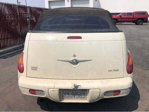 2005 Chrysler PT Cruiser for sale at M&N Auto Service & Sales in El Cajon CA