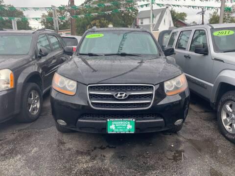 2008 Hyundai Santa Fe for sale at Park Avenue Auto Lot Inc in Linden NJ