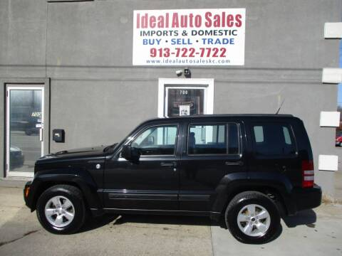 2012 Jeep Liberty for sale at Ideal Auto in Kansas City KS