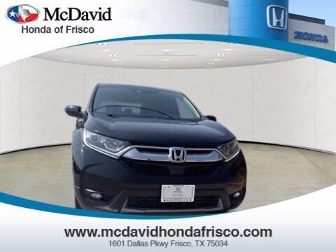 2018 Honda CR-V for sale at DAVID McDAVID HONDA OF IRVING in Irving TX