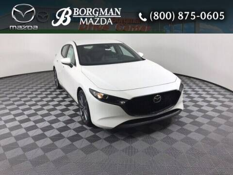 2019 Mazda Mazda3 Hatchback for sale at BORGMAN OF HOLLAND LLC in Holland MI