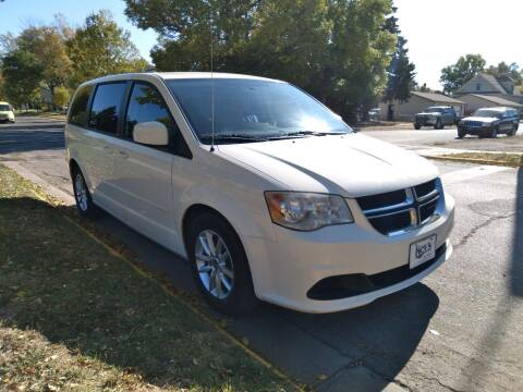 2013 Dodge Grand Caravan for sale at Kevs Auto Sales in Helena MT