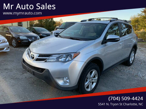 2013 Toyota RAV4 for sale at Mr Auto Sales in Charlotte NC