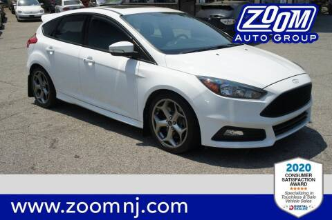 2016 Ford Focus for sale at Zoom Auto Group in Parsippany NJ
