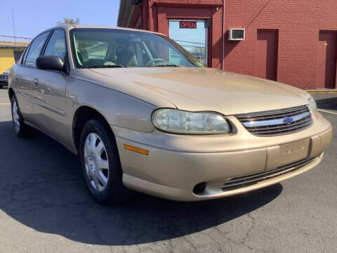 2002 Chevrolet Malibu for sale at Active Auto Sales in Hatboro PA