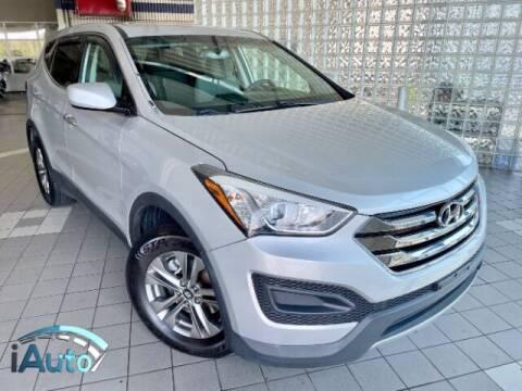2014 Hyundai Santa Fe Sport for sale at iAuto in Cincinnati OH