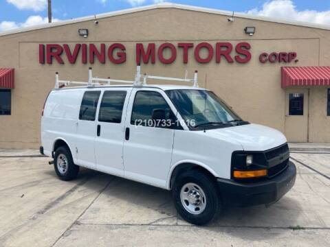2015 Chevrolet Express Cargo for sale at Irving Motors Corp in San Antonio TX