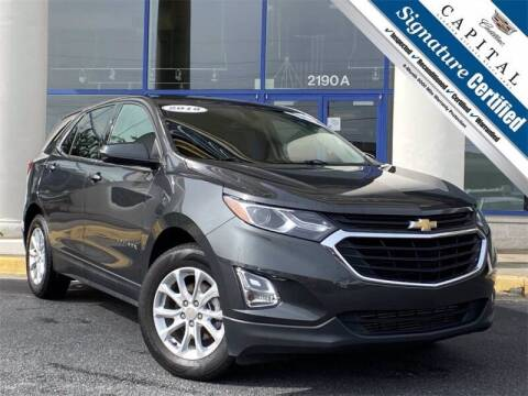 2018 Chevrolet Equinox for sale at Southern Auto Solutions - Georgia Car Finder - Southern Auto Solutions - Capital Cadillac in Marietta GA