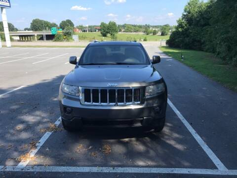 2011 Jeep Grand Cherokee for sale at Speed Auto Mall in Greensboro NC