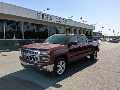 2014 Chevrolet Silverado 1500 for sale at Ideal Cars East Mesa in Mesa AZ
