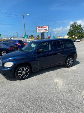 2011 Chevrolet HHR for sale at Jamrock Auto Sales of Panama City in Panama City FL