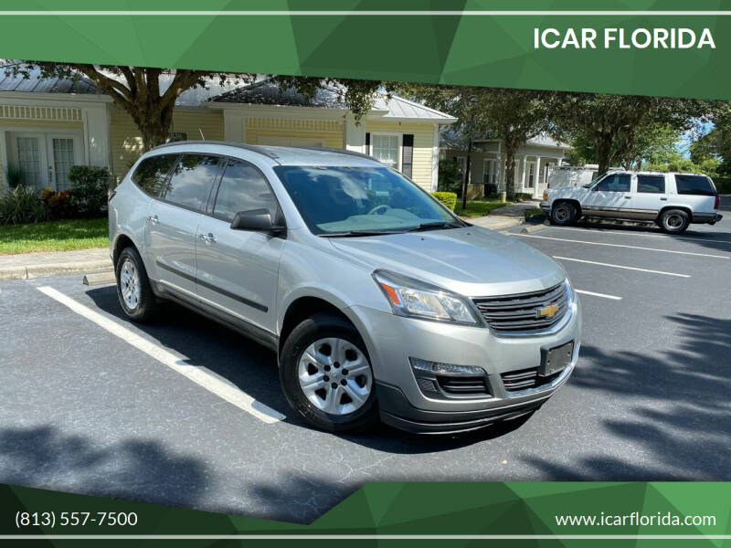 2014 Chevrolet Traverse for sale at ICar Florida in Lutz FL