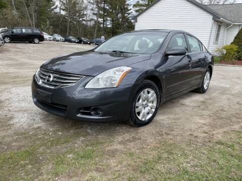 2012 Nissan Altima for sale at Williston Economy Motors in Williston VT