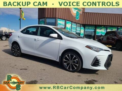 2019 Toyota Corolla for sale at R & B Car Company in South Bend IN