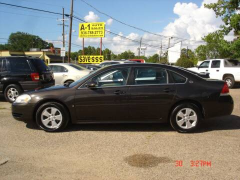 2009 Chevrolet Impala for sale at A-1 Auto Sales in Conroe TX