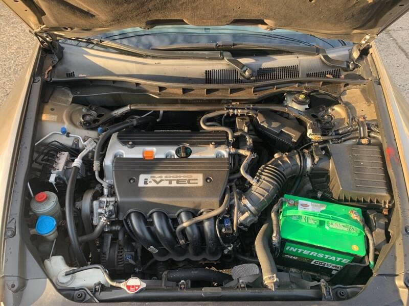 2009 Honda Accord EX-L 4dr Sedan 5A - Paterson NJ