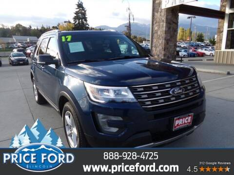 2017 Ford Explorer for sale at Price Ford Lincoln in Port Angeles WA