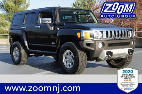 2009 HUMMER H3 for sale at Zoom Auto Group in Parsippany NJ