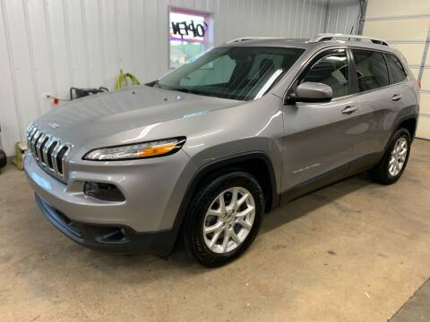 2016 Jeep Cherokee for sale at Bennett Motors, Inc. in Mayfield KY