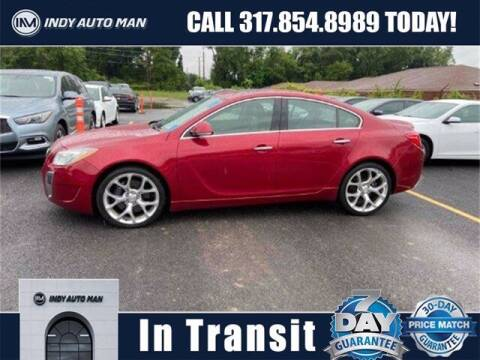 2013 Buick Regal for sale at INDY AUTO MAN in Indianapolis IN