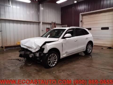 2016 Audi Q5 for sale at East Coast Auto Source Inc. in Bedford VA