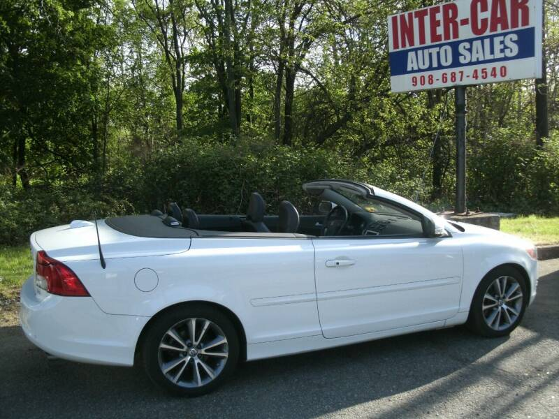 2012 Volvo C70 for sale at Inter Car Inc in Hillside NJ
