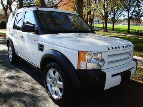 2008 Land Rover LR3 for sale at Discount Auto Sales in Passaic NJ