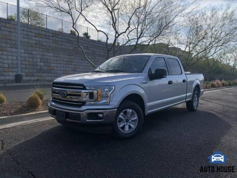 2018 Ford F-150 for sale at AUTO HOUSE TEMPE in Tempe AZ