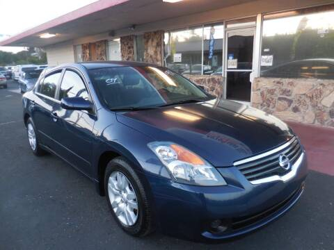 2009 Nissan Altima for sale at Auto 4 Less in Fremont CA