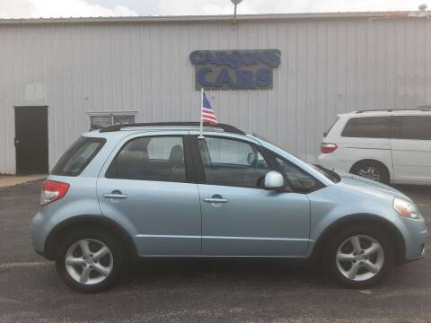2009 Suzuki SX4 Crossover for sale at Carson's Cars in Milwaukee WI
