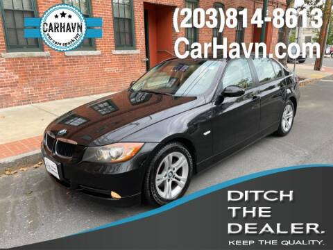 2007 BMW 3 Series for sale at CarHavn in New Haven CT