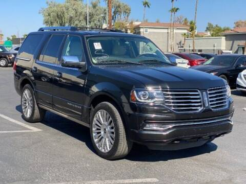 2015 Lincoln Navigator for sale at Brown & Brown Wholesale in Mesa AZ
