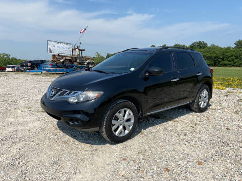 2011 Nissan Murano for sale at Ken's Auto Sales & Repairs in New Bloomfield MO
