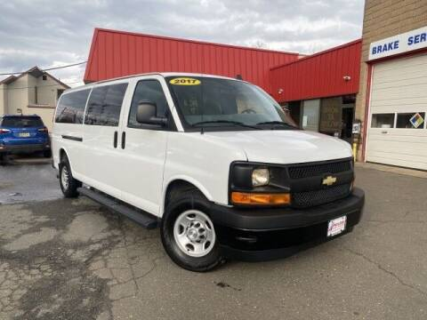 2017 Chevrolet Express Passenger for sale at PAYLESS CAR SALES of South Amboy in South Amboy NJ