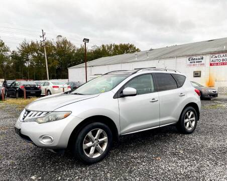 2009 Nissan Murano for sale at Auto Headquarters in Lakewood NJ