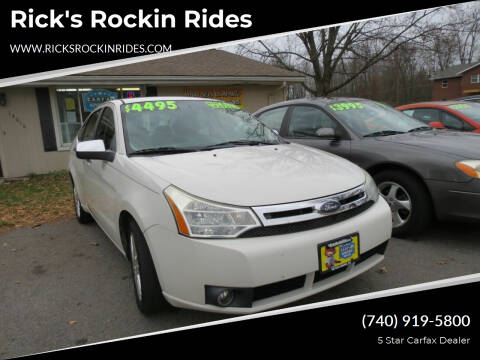 2010 Ford Focus for sale at Rick's Rockin Rides in Reynoldsburg OH