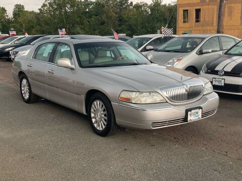 2004 Lincoln Town Car for sale at JDM Auto in Fredericksburg VA