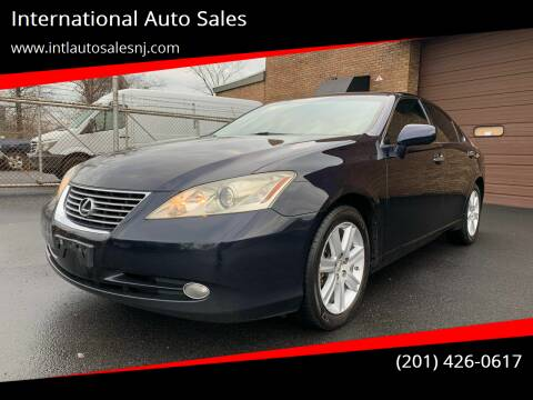 2009 Lexus ES 350 for sale at International Auto Sales in Hasbrouck Heights NJ