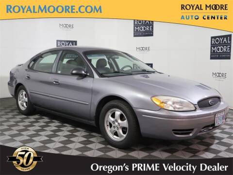 2006 Ford Taurus for sale at Royal Moore Custom Finance in Hillsboro OR