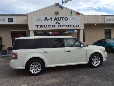 2009 Ford Flex for sale at A-1 AUTO AND TRUCK CENTER in Memphis TN