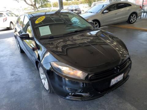 2013 Dodge Dart for sale at Sac River Auto in Davis CA