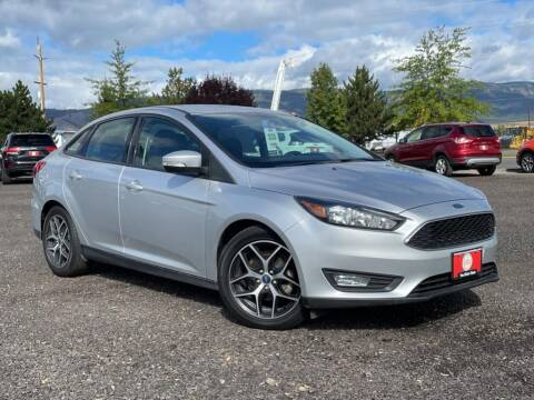 2017 Ford Focus for sale at The Other Guys Auto Sales in Island City OR