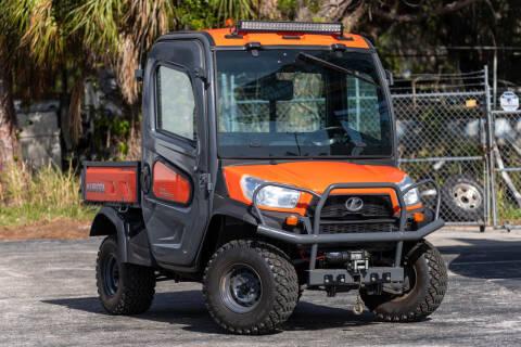 2016 Kubota rtv x1100c for sale at PAUL YODER AUTO SALES INC in Sarasota FL