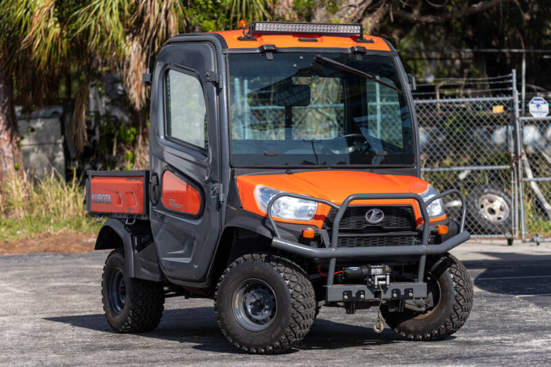 2016 Kubota rtv x1100c for sale at PAUL YODER AUTO SALES INC in Sarasota FL