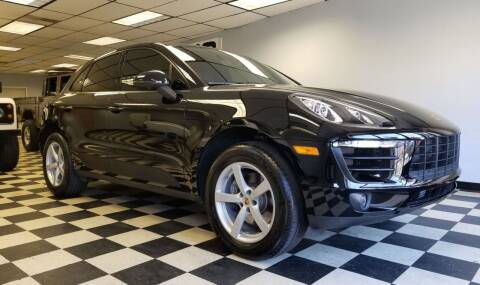 2018 Porsche Macan for sale at Rolfs Auto Sales in Summit NJ